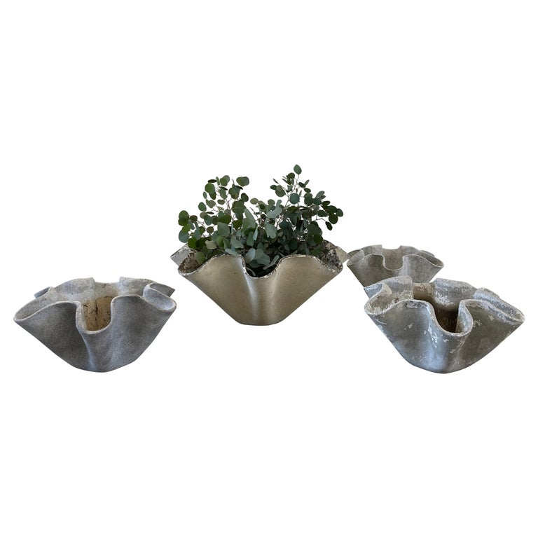 Willy Guhl Biomorphic Pots For Sale