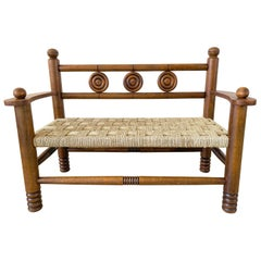 Charles Dudouyt Bench