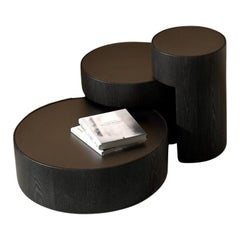 Levels Set of 3 Nesting Tables by Dan Yeffet & Lucie Koldova