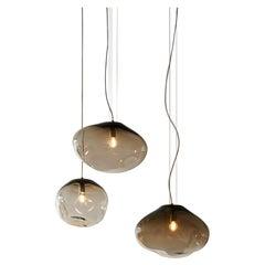 "Haumea Ceiling Lamp, Hand-Blown Murano Glass, 2021, Size ""XXXL"", Lighting"