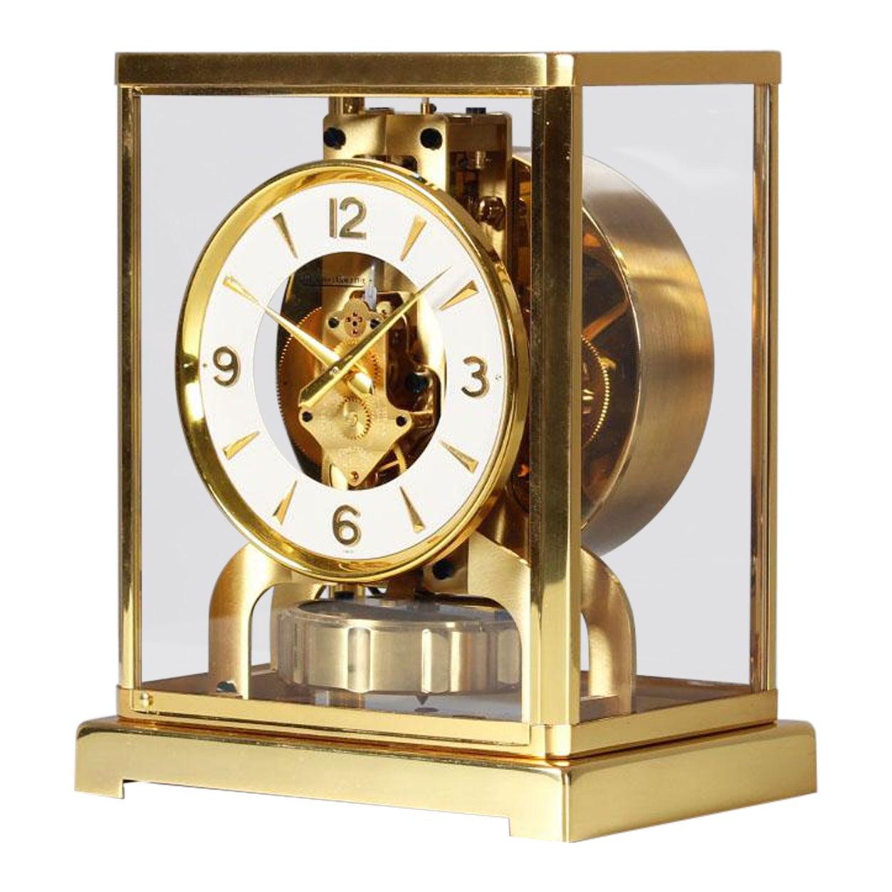Jaeger LeCoultre, Atmos Clock v Classique from 1955