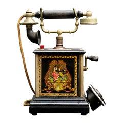 Antique KTAS Rotary Phone