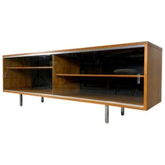 George Nelson for Herman Miller Low Walnut Credenza