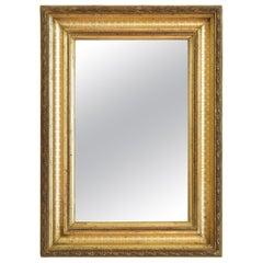 Early 19th Century Italian Giltwood Empire Period Mirror