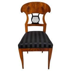 Biedermeier Chair, South Germany 1820, Walnut