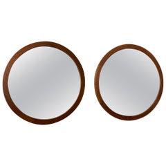 Pair of Aksel Kjersgaard Mirrors