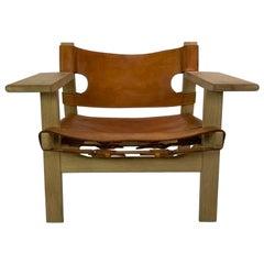 Spanish Chair, Model BM2226, Designed by Børge Mogensen