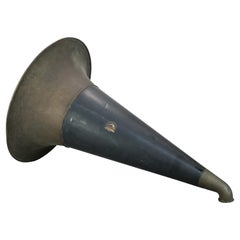 Antique Victor Victrola Phonograph Horn, Circa 1910
