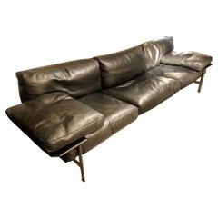 3 Seats Sofa Diesis by Antonio Citterio