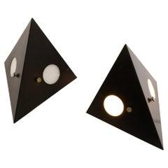Pair of Wall Lamps Model C-1651 by RAAK, Amsterdam, 1960s