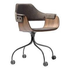 Wheels Base Showtime Chair by Jaime Hayon