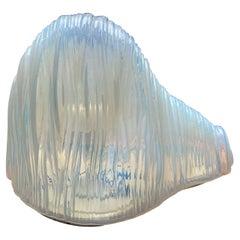 "Carlo Nason, Murano Table Lamp "" Iceberg "", 1970"