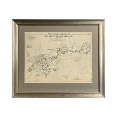 Maritime Chart of Larchmont New York