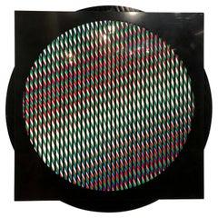 Chromointerference Manipulable by Carlos Cruz -Diez