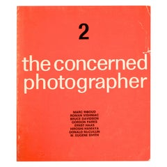 The Concerned Photographer 2, Cornell Capa, Editor, 1st Ed
