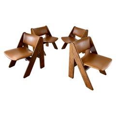 Italian Scissor Chairs