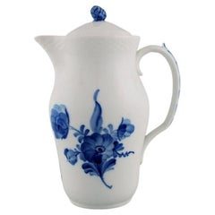 Royal Copenhagen Blue Flower Braided Lidded Jug, Model Number 10/8145