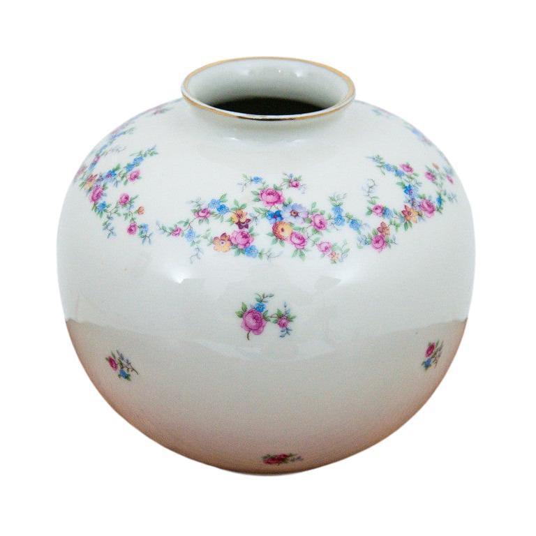 Porcelain Vase, Germany, Sign. Bavaria