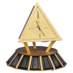 c.1965 Swiss Solar Clock by Montre Royale
