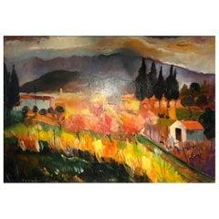 Gino Terreni Painting
