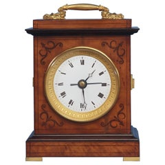 Early 19th Century Grande-Sonnerie Carriage Clock by Lepaute