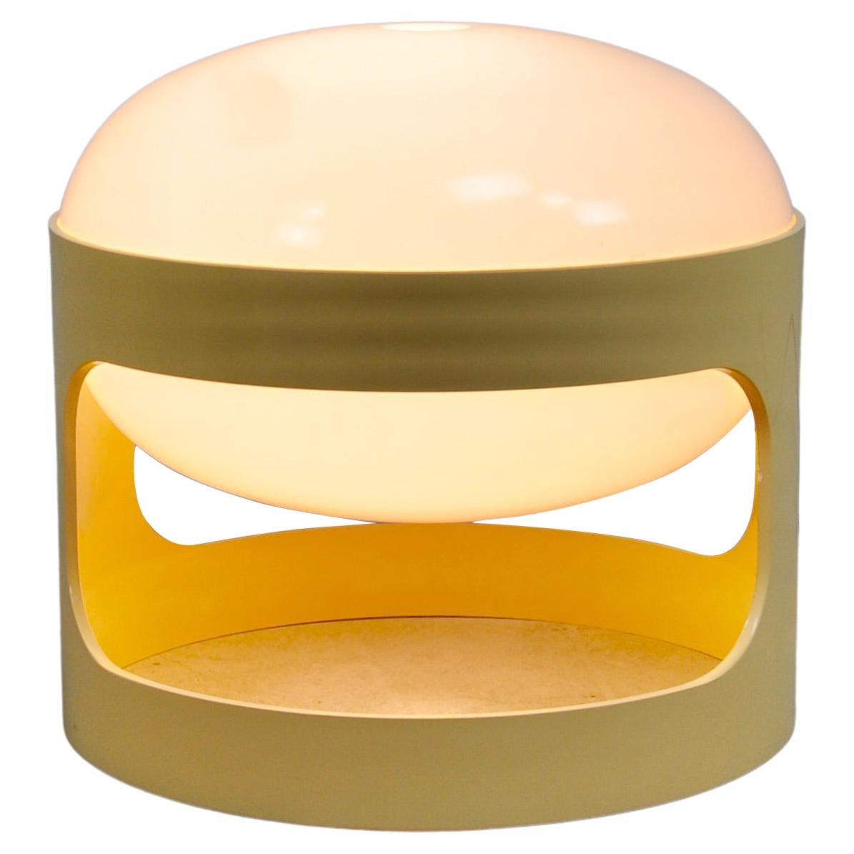 KD27 Table Lamp by Joe Colombo for Kartell, 1967