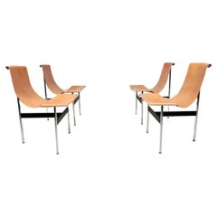 T-Chairs by Katavolos, Littell and Kelley for ICF Padova, 1960s