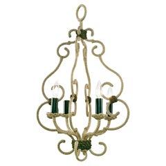 Lantern with Passementerie arabesques