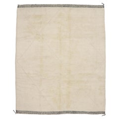 New Contemporary Berber Moroccan Rug with Minimalist Style