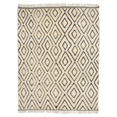 New Contemporary Berber Moroccan Rug with Modernist Style
