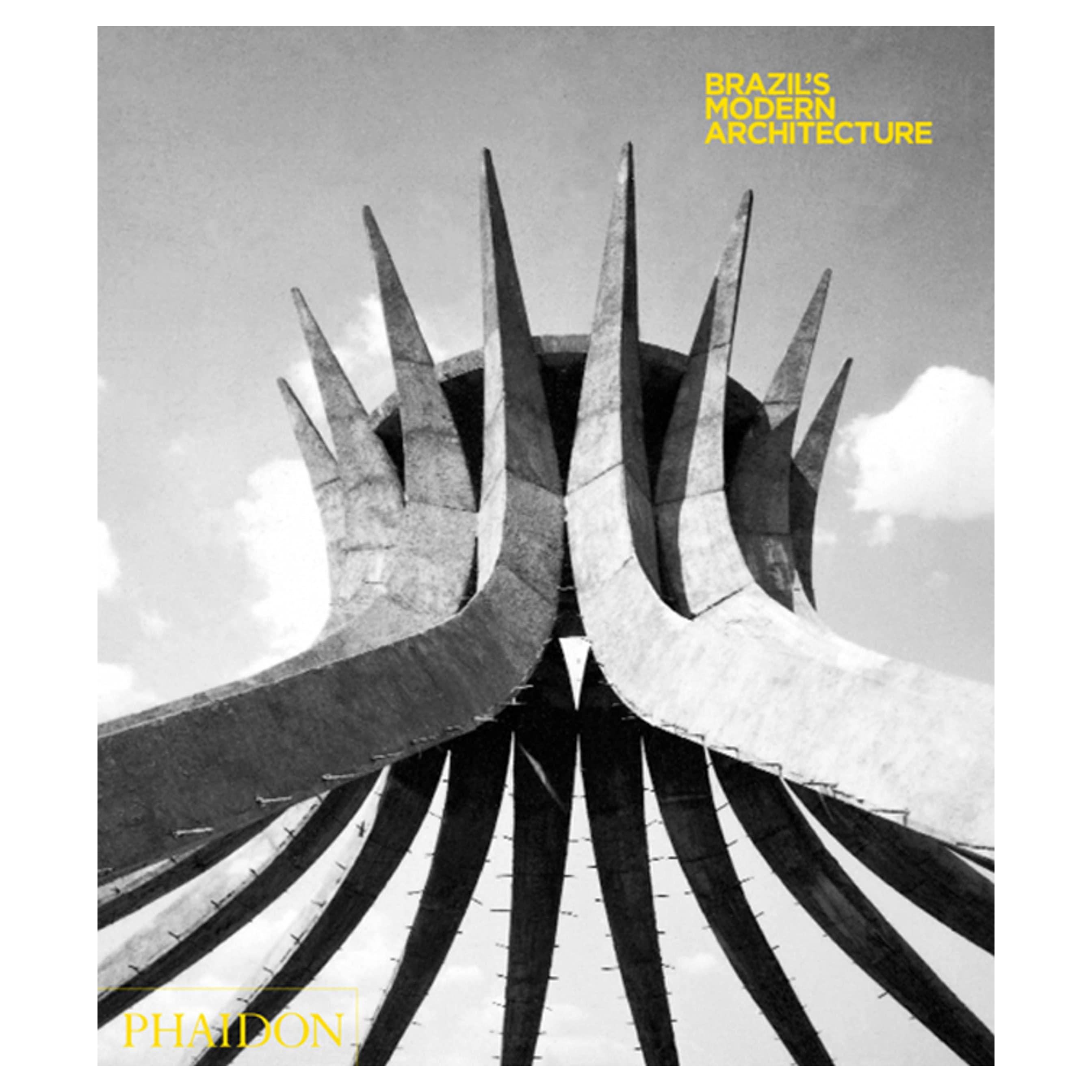 In Stock in Los Angeles, Brazil's Modern Architecture by Elisabetta Andreoli