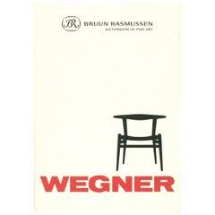 WEGNER 100 YEARS, Auction Catalogue 2014