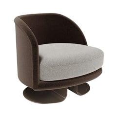 Demitasse Modern Armchair by Caffe Latte