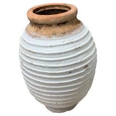 Early 19th Century Terracotta Urn