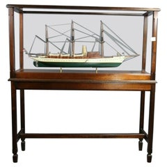 "Ship Model Steam Yacht ""Aphrodite"""