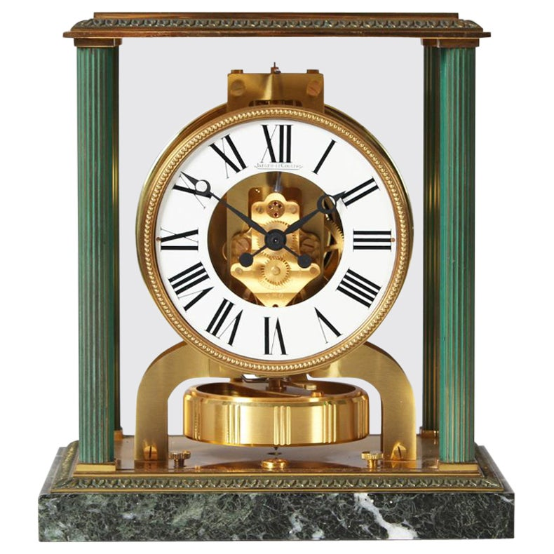 Atmos Clock by Jaeger LeCoultre, Vendome from 1965