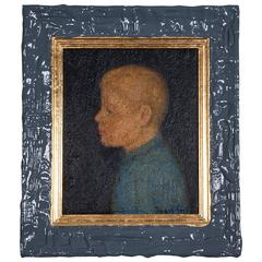 "Jakob Smits and Studio Job No. 71 ""Boy in Blue Shirt"", 1928"