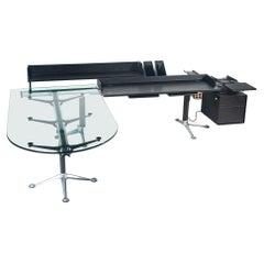Bruce Burdick for Herman Miller Executive Modular Desk