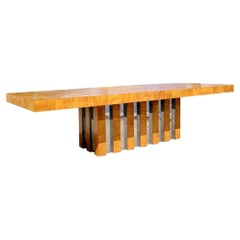 Wood Dining Room Tables