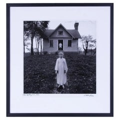 Framed Black and White Photograph by Arthur Tress