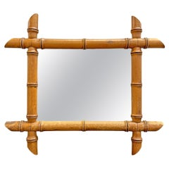 Early 20th Century French Mirror