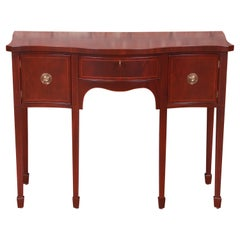 Baker Furniture Federal Mahogany Sideboard or Console