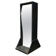 Two Sided Carnival Fun House Glass Mirror