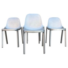 Set of 4 Broom Chairs by Philippe Starck for Emeco