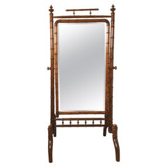 Victorian Floor Mirrors and Full-Length Mirrors