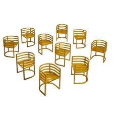 Richard Meier Armchairs Set of 10 for Knoll