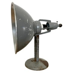 Industrial Table Lamp from BAG Turgi, 1950s