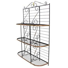 Large and Wide Baker's Rack
