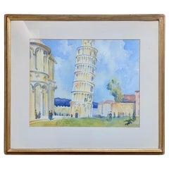 John Lavalle, Pisa, 1926