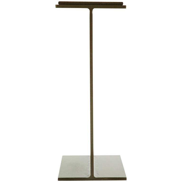 Robert Kleinschmidt I-Beam Display Pedestal